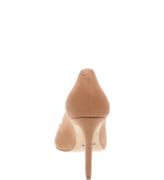 Scarpin Couture Toasted Nut