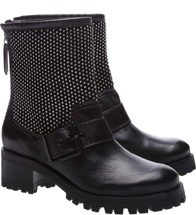 PRÉ-VENDA Bota Rocker Shine Black