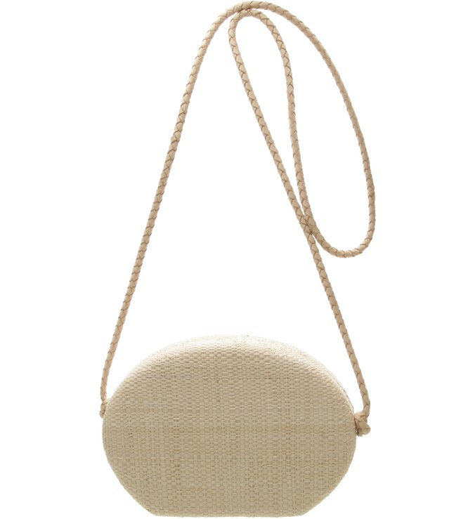 Clutch Trendy Natural/Cru