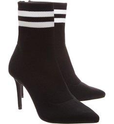 PRÉ-VENDA Gisela Sock Booties Black