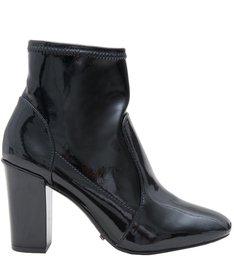 Stretch Boot Verniz Black