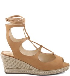 Wedge Lace Up Desert