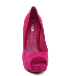 Peep Toe True Pink
