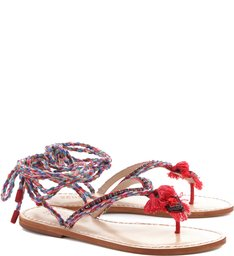 Flat Stripes Gipsy Summer Red