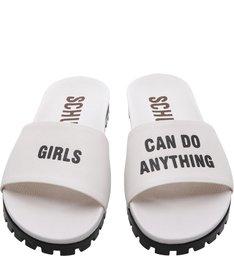 Slide Girls Sola Tratorada Black