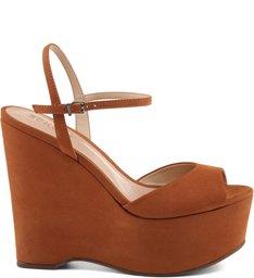 Sandália Plataforma Ginger