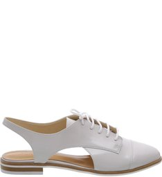 Oxford Cut Out Pearl