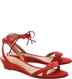 Flat Strings Red