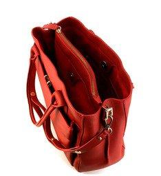 Bolsa Tote Anne Vermelha