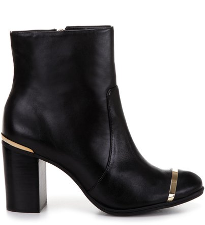 Ankle Boot Medium Black