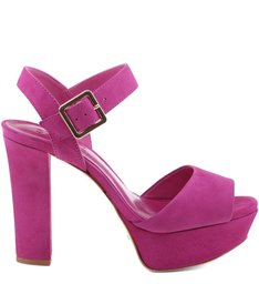 Sandália 70'S Heels True Pink