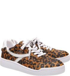 Tênis New S-Fun Animal Print