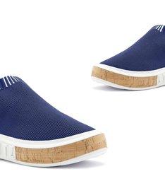 Sneaker It Schutz Bold Knit Blue