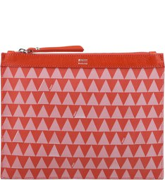 Handbag Schutz Stamp - Clutch The Callies Nice Orange