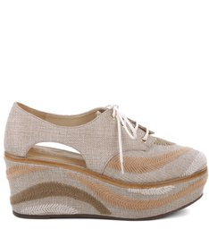 Flatform Oxford Rustic Embroidery