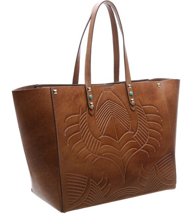 Shopping bag Navajo Wood