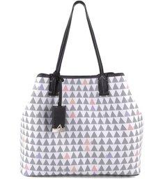Nina Triangle Pearl - Personalização Bag Charm