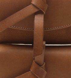 Belt Bag Dupla Leather Marrom
