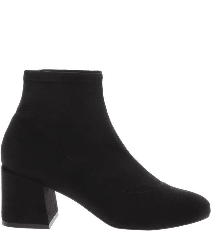 Sock Boot Lux Strech Black