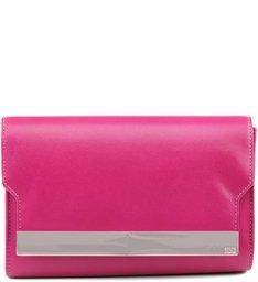 Clutch Yasmin True Pink