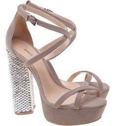 Sandália Disco Heel Dove