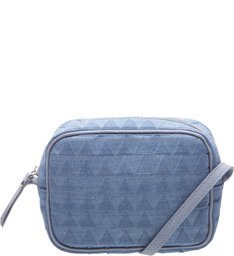 Crossbody Triangle Jeans