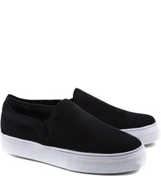 Slip On Black