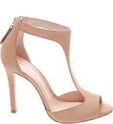 Sandália High Heel Brown