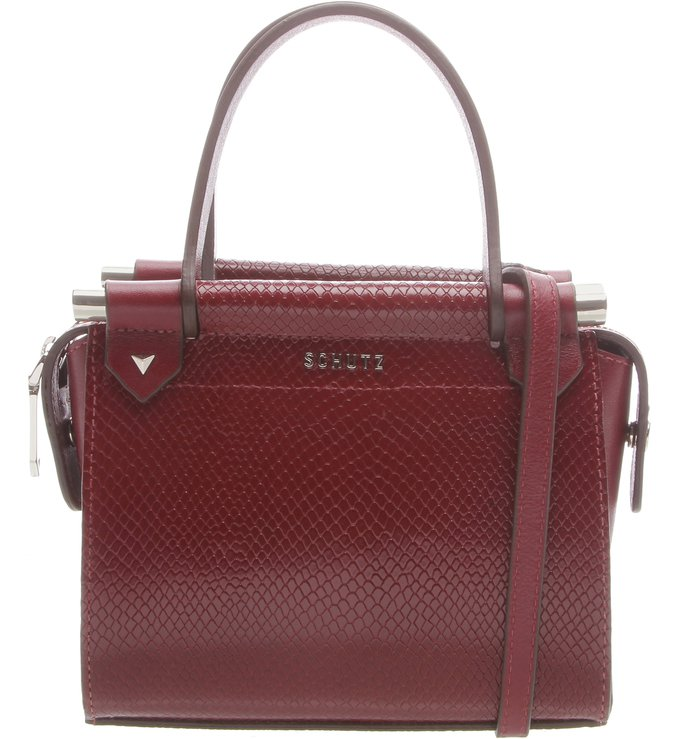 Tote Snake Lines Red