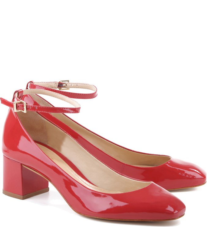 Scarpin Boneca Summer Red