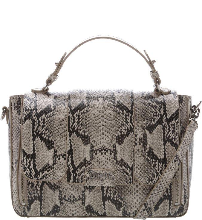 Satchel Bag Rollis Python | Schutz