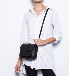 Mini Crossbody Minimal Black