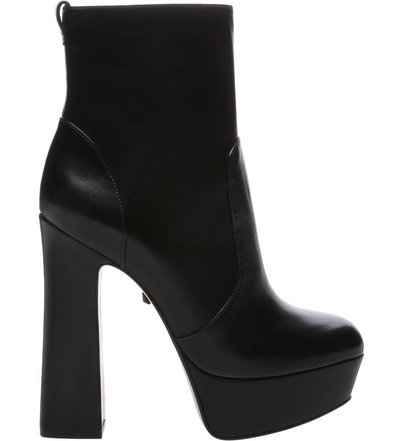 bacbd281bf BACK IN STORE Ankle Boot Meia Pata Bold Animal Print