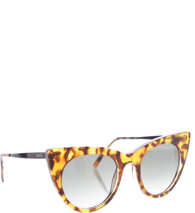 Sunglasses Cateye Tortoise