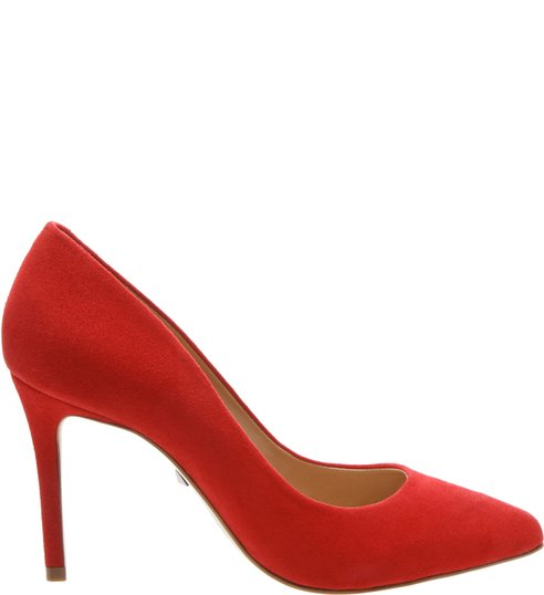 Scarpin Basic Red