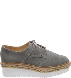 Oxford Flatform Moon Gray