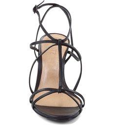 Sandália Thin Strips Black