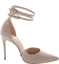 Scarpin Double Anklet Tanino