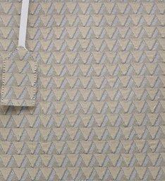 Tote Jack Jacquard Triangle White Maxi