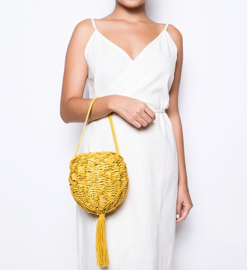 Crossbody Noah Yellow