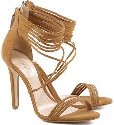 Sandália Multi Straps Brand