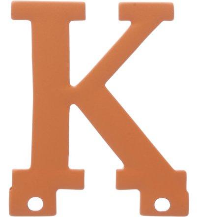 K Letra Schutz Id Flame Orange
