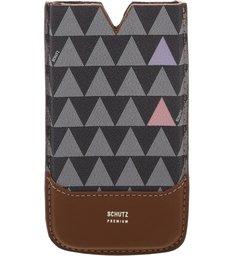 Case Iphone 6 Plus Triangle Black