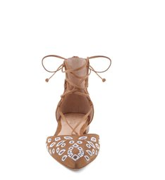Flat Embroidery Camel