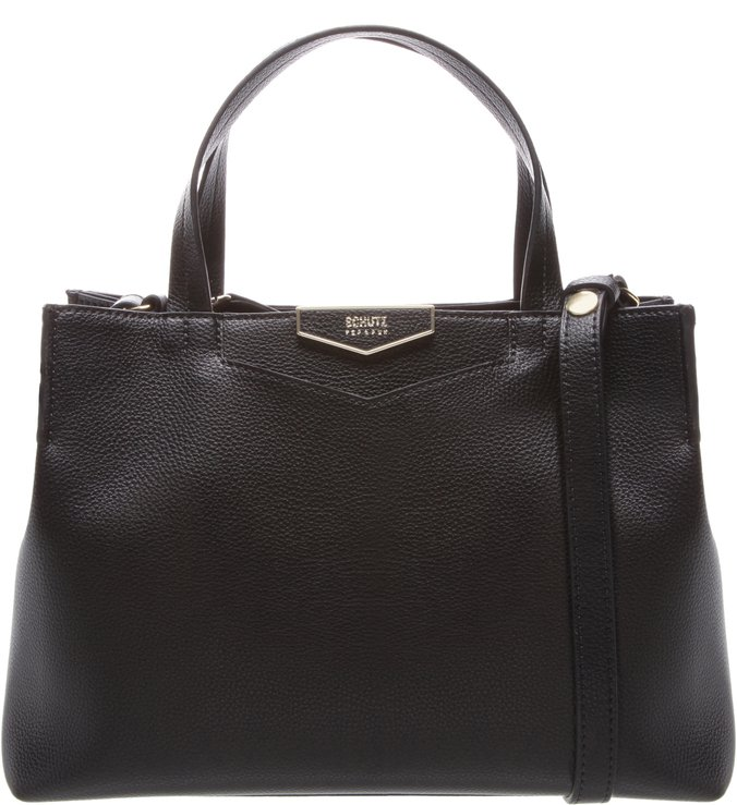 Mini Tote Paola Slouchy Black