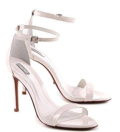 Sandália Single Branca