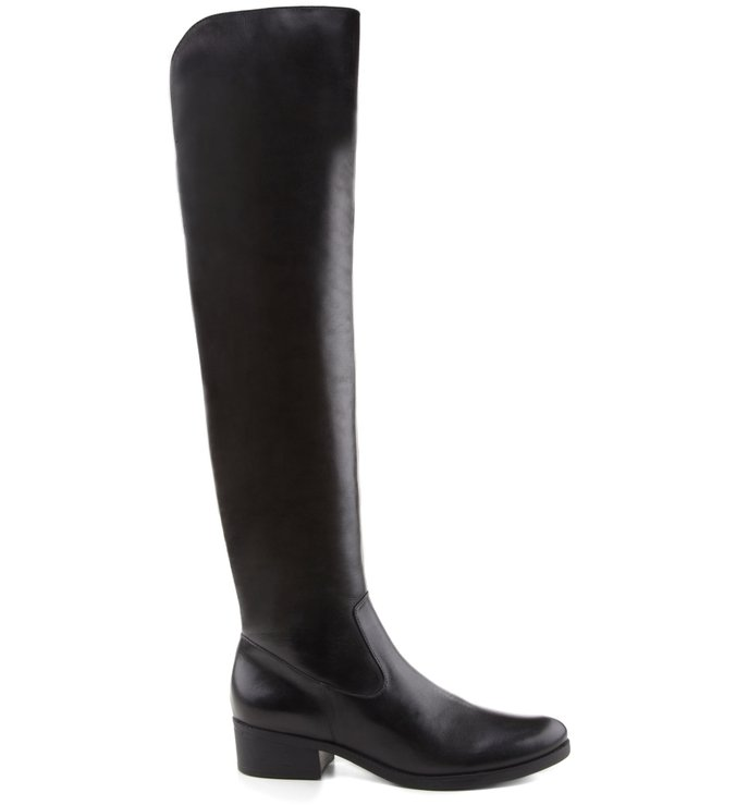 Over The Knee Montaria Black