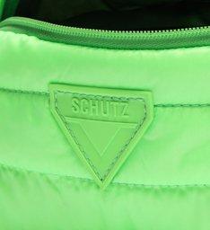 Pochete Schutz Sportz Nylon Verde Neon