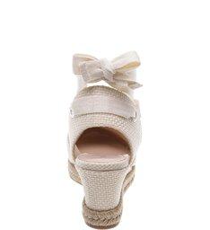 Sandália Braid Heel Coconut