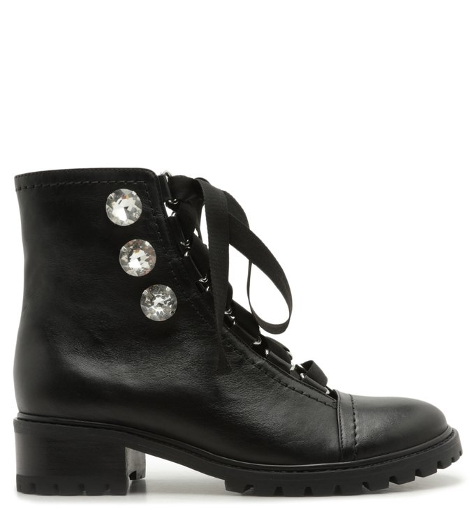 Coturno Low Glam Black | Schutz